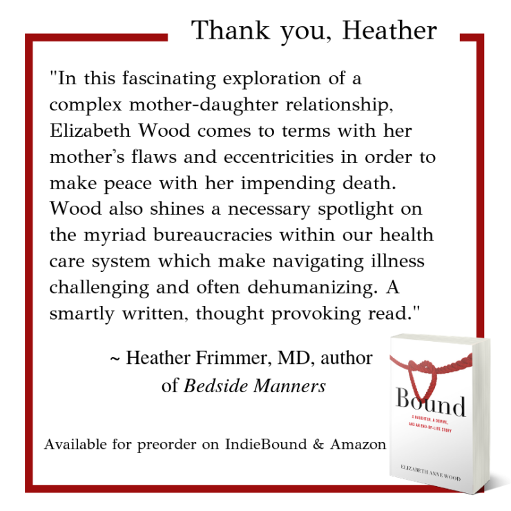 Thank you Heather