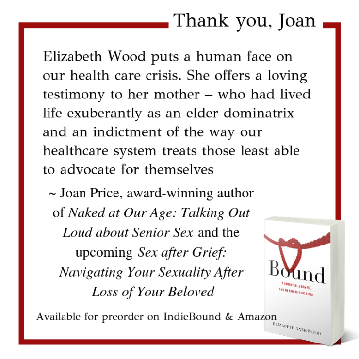 Thank you Joan